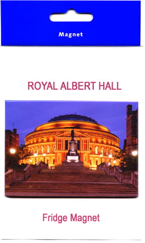 Albert Hall packaged