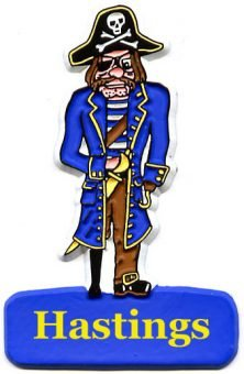 131 – Pirate Captain