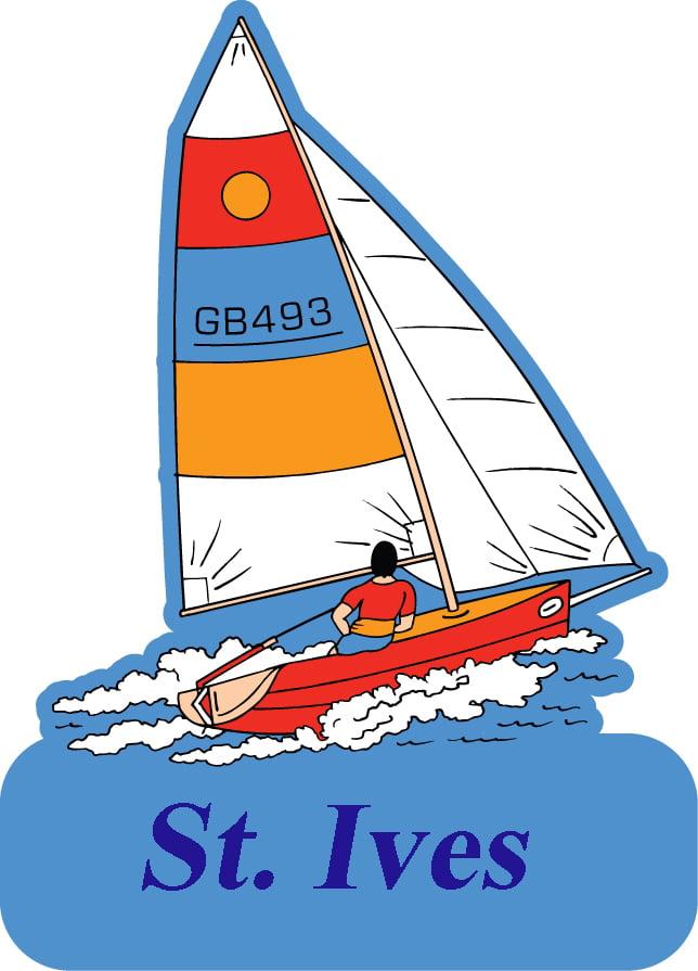 187 – Sailing Dinghy