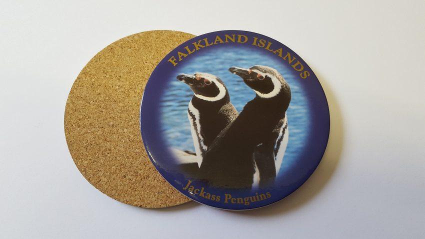 Cork Backed Coasters