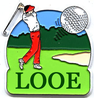 560 – Golf Scene