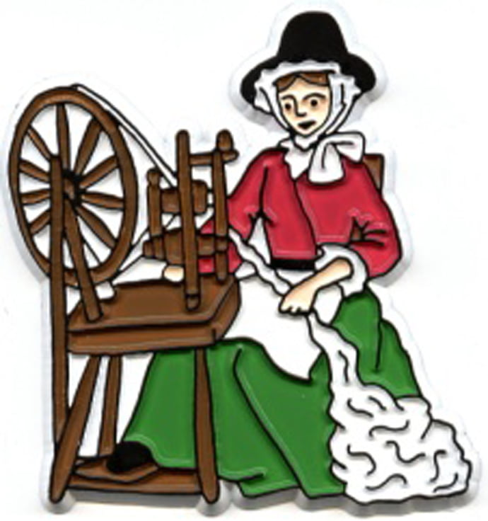Wales – Spinning Lady