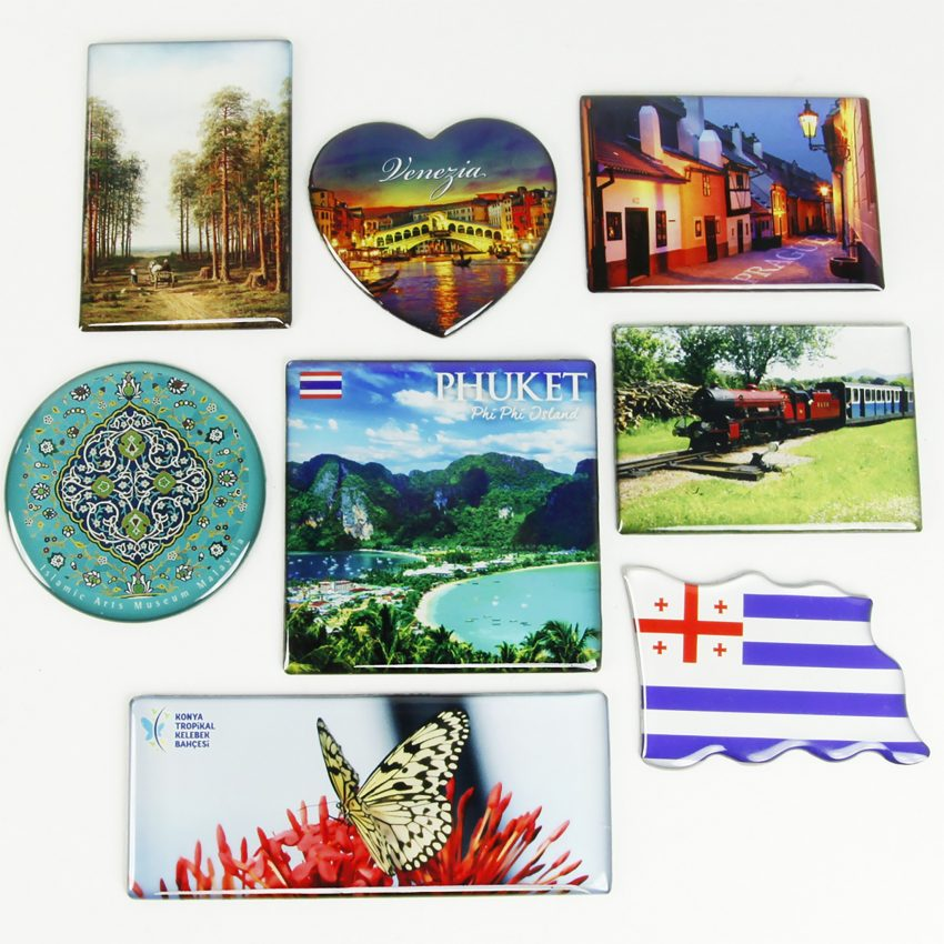 Resin Coated Magnets